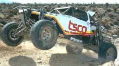The Weyhrich brothers in the legendary Baja 1000