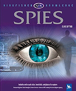 Cover of Kingfisher book, Spies
